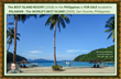 Commercial Real Estate for Sale in Port Barton , San Vicente, Palawan $11,500,000