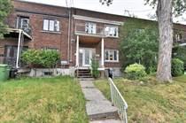 Homes for Sale in Quebec, Côte-des-Neiges/Notre-Dame-de-Grâce, Quebec $1,100,000