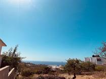 Homes for Sale in Cabo San Lucas Pacific Side, Baja California Sur $69,500