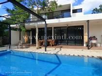 Homes for Sale in Cholul, Merida, Yucatan $213,000
