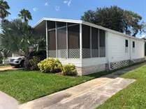 Homes for Sale in Hacienda Village, New Port Richey, Florida $23,900