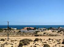 Lots and Land for Sale in Las Conchas, Puerto Penasco/Rocky Point, Sonora $140,000
