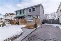 Homes for Sale in Vanier, Oshawa, Ontario $449,900
