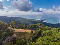 Lots and Land for Sale in Dominical, Puntarenas $899,000