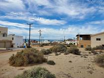 Lots and Land for Sale in Las Conchas, Puerto Penasco/Rocky Point, Sonora $39,500