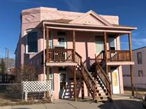 Multifamily Dwellings for Sale in Butte, Montana $169,900