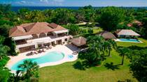 Homes for Sale in Punta Aguila , Casa De Campo, La Romana $4,900,000