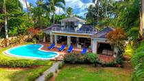 Homes for Sale in Playa Las Ballenas, Las Terrenas, Samaná $1,035,000
