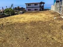 Lots and Land for Sale in Fracc. Miramar, Playas de Rosarito, Baja California $85,000