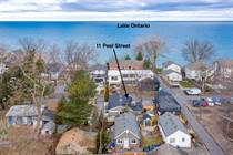 Homes for Sale in Port Dalhousie, St. Catharines, Ontario $750,000