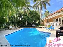 Homes for Sale in Encuentro Beach, Cabarete, Puerto Plata $340,000