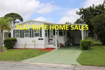 Homes for Sale in Heron Cay, Vero Beach, Florida $17,995