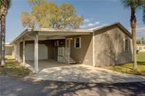 Homes for Sale in Sunnyside Mobile Home Park, Zephyrhills, Florida $64,900
