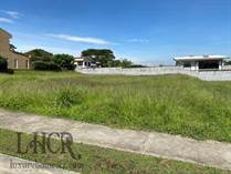 Lots and Land for Sale in La Guacima, Alajuela $90,000