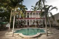 Homes for Sale in Barrio de Santiago, Merida, Yucatan $2,000,000