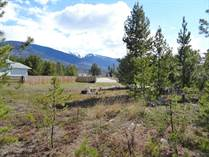 Lots and Land for Sale in Valemount, British Columbia $99,000
