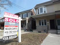 Homes Sold in St. Clair Gardens, Toronto, Ontario $990,000