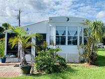 Homes for Sale in Whispering Palms , Sebastian, Florida $25,000