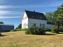 Farms and Acreages for Sale in West Point, Prince Edward Island $600,000