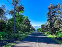 Lots and Land for Sale in Hawaii, OCEAN VIEW, Hawaii $30,000