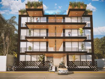 Intimate Condo for Sale in Loft Playa del Carmen