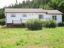 Homes for Sale in Newfoundland, Upper Amherst Cove, Newfoundland and Labrador $89,900