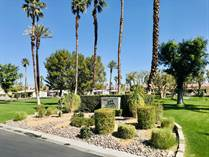 Homes for Sale in The Canyon, Cathedral City, California $62,500