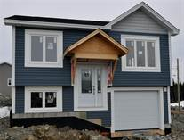 Homes for Sale in Mount Pearl, Newfoundland and Labrador $327,500