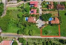 Lots and Land for Sale in Playa Flamingo, Guanacaste $130,000