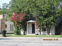 Homes for Sale in Abilene, Texas $77,000