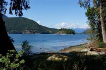 Lots and Land for Sale in Egmont, Pender Harbour, British Columbia $137,000
