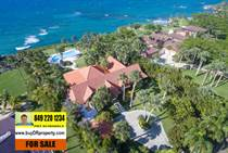 Homes for Sale in Seahorse Ranch, Sosua, Puerto Plata $3,300,000