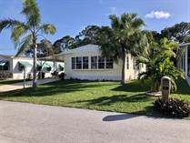Homes for Sale in Spanish Lakes Country Club, Fort Pierce, Florida $23,995