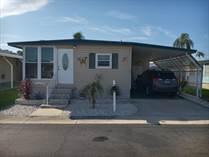 Homes for Sale in Honeymoon MHP, Dunedin, Florida $68,000
