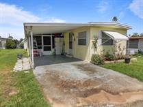 Homes for Sale in Blue Jay Mobile Home Park, Dade City, Florida $9,900