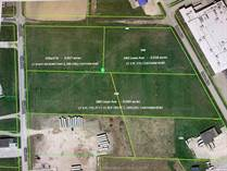 Lots and Land for Sale in Wallaceburg, Ontario $250,000