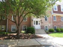 Homes for Sale in Diamond Farms, Gaithersburg, Maryland $121,000
