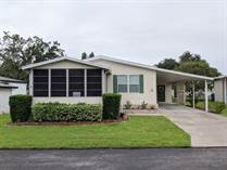 Homes for Sale in Lake Pointe Village, Mulberry, Florida $32,950