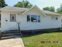 Homes for Sale in Wickliffe, Ohio $94,900