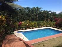 Homes for Sale in Quebrada Ganado, Puntarenas $125,000
