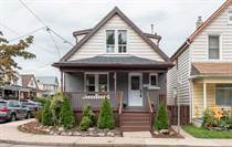 Homes for Sale in Hamilton, Ontario $599,000