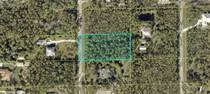 Lots and Land for Sale in Bonita Springs, Florida $110,000