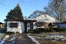 Homes for Sale in Hobart, Indiana $99,999