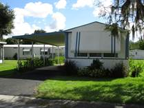 Homes for Sale in Three Seasons Mobile Home Park, Brooksville, Florida $12,500