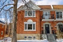 Multifamily Dwellings for Sale in Quebec, Côte-des-Neiges/Notre-Dame-de-Grâce, Quebec $1,499,000