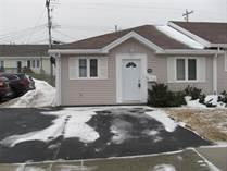 Condos for Sale in Newfoundland, St. John's, Newfoundland and Labrador $198,000