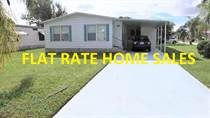 Homes for Sale in Spanish Lakes Country Club, Fort Pierce, Florida $11,950