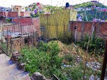 Lots and Land for Sale in CALLE DEL CAMPANERO, Guanajuato City, Guanajuato $26,000
