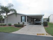 Homes Sold in Southport Springs, Zephyrhills, Florida $74,000