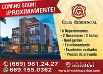 Condos for Sale in Las Gaviotas, Mazatlan, Sinaloa $1,790,000